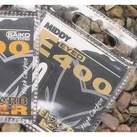Крючок одинарный MIDDY E400 Power + Eyed (10 шт.) № 16
