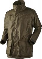 Куртка SEELAND Arctic Jacket цвет Pine green melange
