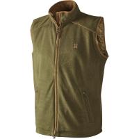 Жилет HARKILA Sandhem Fleece Waistcoat цвет Dusty Lake Green Melange