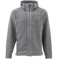 Куртка SIMMS Rivershed Full Zip Hoody цвет smoke