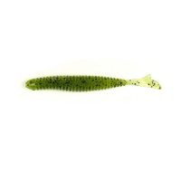 "Слаг BAIT BREATH U30 Fish Tail Ringer 2,8"" (8 шт.) код цв. 106"