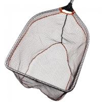 Подсачек SAVAGE GEAR Pro Folding Rubber Large Mesh Landing Net р. L (65 x 50 см)