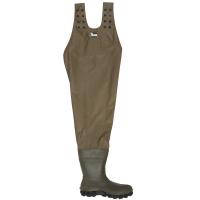 Сапоги Забродные BANDED RZ-X 1.5 Hip Wader-Insulated Boot цвет Marsh Brown