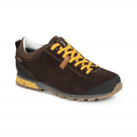 Ботинки AKU Bellamont III Suede GTX цвет Dark Brown / Yellow