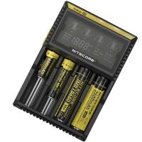 Зарядное устройство NITECORE D4 18650/16340 Intellicharge V2