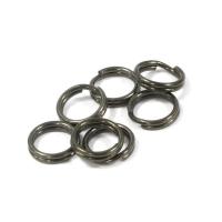 Заводные кольца NORSTREAM Split ring (10 шт.) 4 мм