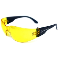 Очки защитные COMBATSHOP Basic+ с желтой линзой