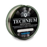 Леска SHIMANO Technium Spinning Line 150 м 0,14 мм цв. светло-серый
