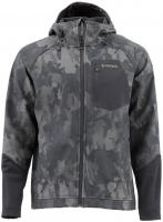Куртка SIMMS Katafront Hoody цвет Hex Flo Camo Carbon