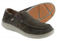 Ботинки SIMMS Westshore Leather Slip On Shoe цвет Dark Olive