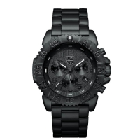 Наручные часы LUMINOX Navy SEAL Colormark Steel Chronograph A.3182.BO