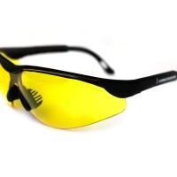Очки защитные COMBATSHOP Coach+ с желтой линзой