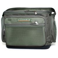 Комплект FISHERMAN Ф43б сумка с коробками (31 х 23 х 4 см) х 3 шт., (21,6 х 12 х 3,4 см) х 1 шт.