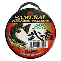 Леска DAIWA Samurai Pike Zander 300 м 0,22 мм