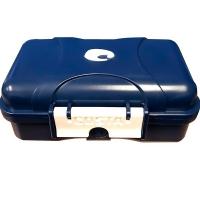 Чехол для очков COSTA DEL MAR Dry Case цв. Blue/ White