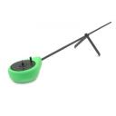 Удочка-балалайка SALMO Handy Ice Rod 24,3 см зелен.