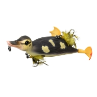 Приманка SAVAGE GEAR 3D Suicide Duck 10,5 см цв. 01-Natural