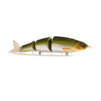 Воблер AR LURES Big Swim Bait 190SS цв. #002 Green Black