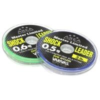 Леска VARIVAS Trout Area Master Limited Shock Leader SVG Nylon 0,4 30 м 0,104 мм цв. прозрачный