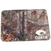 Ткань для протирки очков COSTA DEL MAR Micro-fiber Cleaning Cloths 69 Realtree Xtra Camo, 7 x 5 см