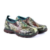 Ботинки MUCKBOOT Excursion Pro Low цвет Зеленый / камуфляж