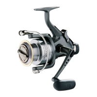 Катушка с байтранером DAIWA Regal PLUS 4000 BRI-AB