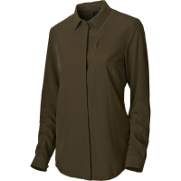 Рубашка женская HARKILA Herlet Tech Lady Shirt цвет Willow green