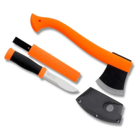 Набор MORAKNIV Outdoor Kit Orange топор + нож