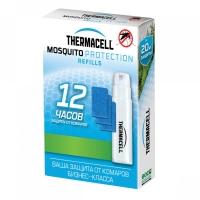 Набор THERMACELL запасной (1 газовый картридж + 3 пластины)