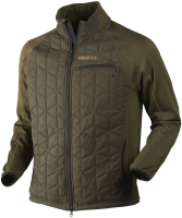 Куртка HARKILA Hjartvar Insulated Hybrid Jacket цвет Willow green