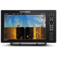 Эхолот HUMMINBIRD Solix 12 Chirp Mega SI GPS