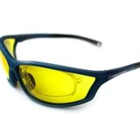 Очки защитные COMBATSHOP Master One с желтой линзой