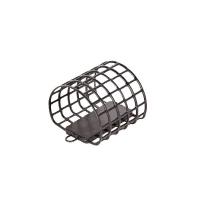 Кормушка-сетка ALLVEGA металлическая Агидель р. L (60 мл) черная 20 гр.