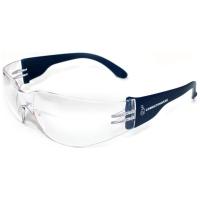 Очки защитные COMBATSHOP Basic+ с прозрачной линзой