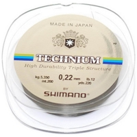 Леска SHIMANO Technium 200 м 0,14 мм