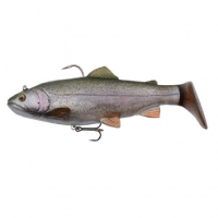 Приманка SAVAGE GEAR 4D Trout Rattle Shad MS Кумжа 12,5 см цв. 01-Rainbow Trout