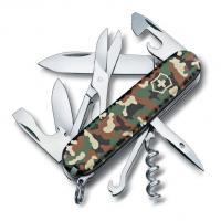 Нож VICTORINOX Climber 91 мм 14 функций цв. камуфляж карт.коробка