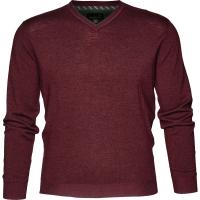 Пуловер SEELAND Compton Pullover цвет Bitter Chocolate