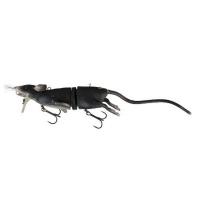 Крыса SAVAGE GEAR 3D Rad 30 см 90 г цв. 02-Black