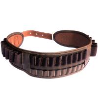 Патронташ MAREMMANO ML 203 Leather Cartridge Belt Drilling