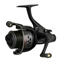 Катушка безынерционная OKUMA Carbonite XP Baitfeeder 40 CBF-140a (12lb.sp.spool)