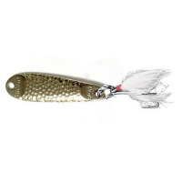 Блесна колеблющаяся ACME Trophy Spoon Bucktail 28 г код цв. CH