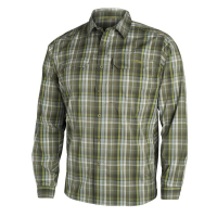 Рубашка SITKA Globe Trotter Shirt LS цвет Cargo Plaid