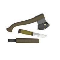 Набор MORAKNIV Outdoor Kit MG нож Outdoor 2000 / топор Mora Axe 1991