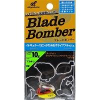 Груз-спиннер HAYABUSA FS207 Blade Bomber 10 г цв. Желтый/красный