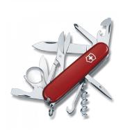 Нож VICTORINOX Explorer красный 16 функций 91 мм карт.коробка