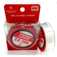 Флюорокарбон MONCROSS Premium Carbon 50 м #1.2