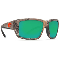 Очки COSTA DEL MAR Fantail 580 P р. M цв. Realtree Xtra Camo with Hot Pink logo цв. ст. Green Mirror