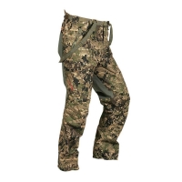 Брюки SITKA Coldfront Bib цвет Optifade Ground Forest