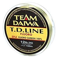 Флюорокарбон DAIWA TD LINE FLUORO G 10-100